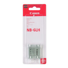 NB-6LH Battery for Canon PowerShot S120 SX510 HS SX520 HS Camera  NB-6LH