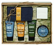 Technic Man Stuff Man Drawer 6pc Bath & Body Toiletry Xmas Gift Set For Him