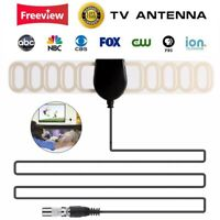 Indoor TV Antenne Digital HDTV Receiver Antenne VHF UHF Radius Surfen DVB-T2 New