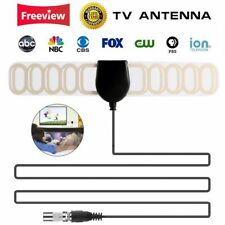 Indoor Digital HD TV Antenna With Amplifier Signal Antena Freeview DVB-T2 Hoot