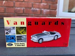 Vanguards VA05701 Austin Healey E 3000 MKII - Mint In Box