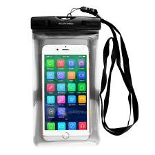 Waterproof Underwater Swim Pouch Dry Bag Case Cover For iPhone Mobile Cell Phone