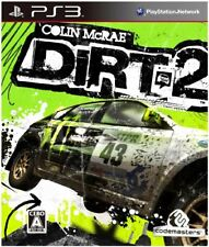 USED PS3 PlayStation 3 Dirt 2 70155 JAPAN IMPORT