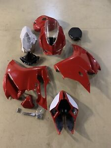Carene Carenatura Completa Racing Pista Ducati Panigale 1299 S R