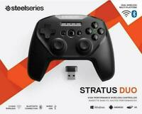 SteelSeries -Stratus Duo Wireless Gaming Controller fOR Windows, Android, and VR