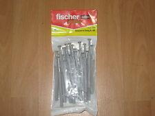 Fischer Steel Hammer in Frame Fixings 8 x 80, 20 pieces