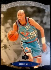 REGGIE MILLER - 1995-96 SP ALL-STARS #AS10 - INDIANA PACERS
