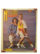 Nu Shooz Poster Shoes Old