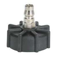 Brake Reservoir Cap 45mm - Straight Connector for VS820 | SEALEY VS820SA