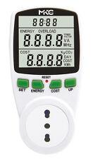 LCD Contador Eléctrico Medidor De Consumo De Energía Potencia Corriente Watt
