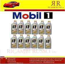 LITRES 12LT HUILE DE MOTEUR Mobil 1 New Life 0W-40 ACEA A3/B3