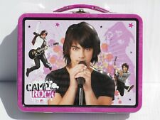 Disney CAMP ROCK Original Tin Lunchbox