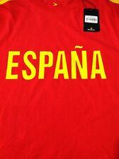 Spain Espana World Cup/Gold Cup Soccer #7 Shirt European NWT