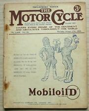 The MOTOR CYCLE Magazine 17 Jan 1935  A Modified New Imperial 500cc