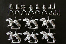OOP Citadel / Warhammer / Marauder Chaos MM72 Doomsteeds Dark Elves Cavalry