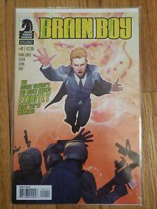 Brain Boy #1 Comic Book 2013 - Dark Horse Comics