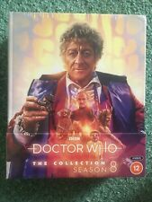 Doctor Who The Collection Season 8 (Blu-ray) Jon Pertwee - Brand new, sealed
