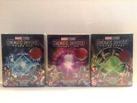 Marvel Studios Collector's Edition Box Set - Phase 1,2 & 3 (Blu-ray) *NEW*