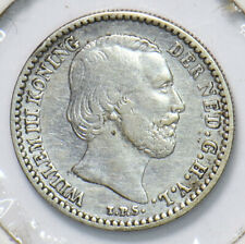 Netherlands 1881 10 Cents  291304 combine shipping