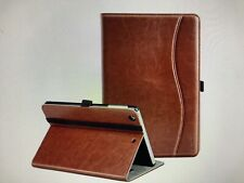 Ztotop iPad Mini 1/2/3 Case - Brown Premium Leather