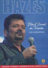 André Hazes : Bloed, Zweet en Tranen - Zijn levensverhaal (DVD)