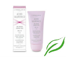 ACIDO IALURONICO BB CREAM CREMA VISO SPF 15 ERBOLARIO 50 ML