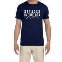 New York Yankees Savages In The Box T-shirt