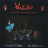 Warlord - And The Cannons Of Destruction Have Begun … LP #134766