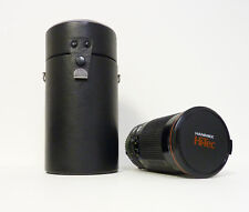 Hanimex Hi-Tec MD mount 35-200mm F3.8/5.3 Lens
