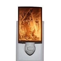 3D Night Light Godzilla Lithophane Lamp