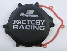 Boyesen Fabrik Racing Kupplung Abdeckung Schwarz Suzuki RM125 1998-2007 CC-21AB