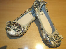 LADIES FLATS by I LOVE BILLY SIZE 39  BRAND NEW-NEVER WORN