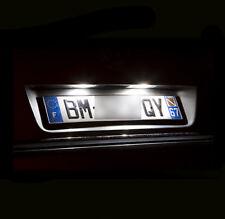 2 bombillas con LED Blanco para iluminación Luces de Placa Alfa Romeo Giulietta