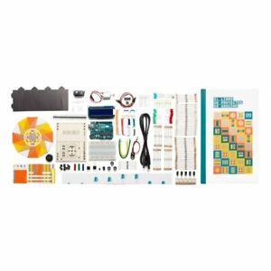 Oficial Arduino Starter Kit en Español **Embalaje dañado, producto nuevo.**