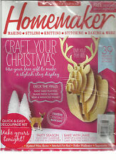 HOMEMAKER, CREATIVE IDEAS FOR YOUR HOME,  ISSUE, 26  ( CRAFT YOUR CHRISTMAS )