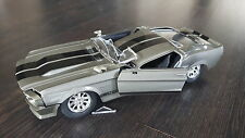 """""""solo 60 secondi """"Ford Mustang Shelby GT 500 Eleanor 1:24 incidente auto crash"""