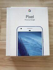 New listing Google Pixel - 32Gb - Really Blue (Verizon) Smartphone W/ Box Instructions