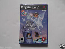DORA SAVES THE SNOW PRINCESS for PLAYSTATION 2 'VERY RARE & HARD TO FIND'