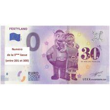 Billet souvenir - 14 - Festyland - 2019-3