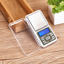 200 g 0.01g Mini LCD Numérique Balance de précision niveau Poche Échelle lettre