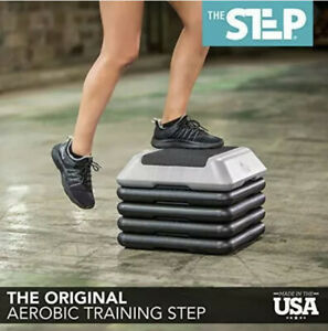 The Step High Step Aerobic Platform