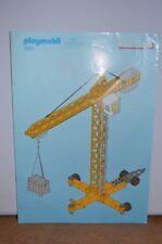 7785 playmobil bouwplan elektrische hijskraan 3262
