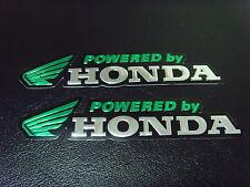 HRC Sticker Decal CBR 250 600 750 900 1000 NSR VFR Fireblade Hornet Parts x2