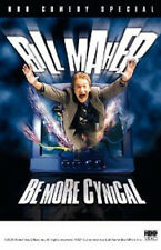 Bill Maher - Be More Cynical (DVD, 2005) - NEW!!