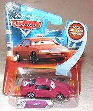 CARS - VERN TAXY Eyes Change - Mattel Disney Pixar