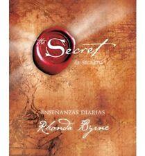 El Secreto Enseñanzas Diarias by Rhonda Byrne (2009, Hardcover)
