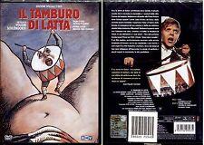 IL TAMBURO DI LATTA - DVD EDIZIONE SPECIALE, NUOVO E SIGILLATO, UNICO E RARO!