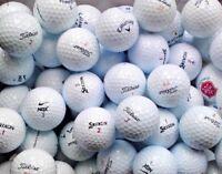 Golf Balls Lake Titleist Pro V1 V1x Callaway Srixon TaylorMade Bridgestone Nike