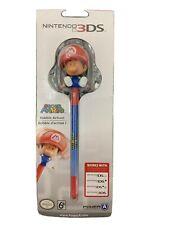 Nintendo 3DS Super Mario Stylus Bobble Head Ages 6+