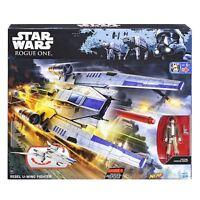 Hasbro Nerf B7101 Star Wars Rogue One Rebel U-Wing Fighter Vehicle Toy